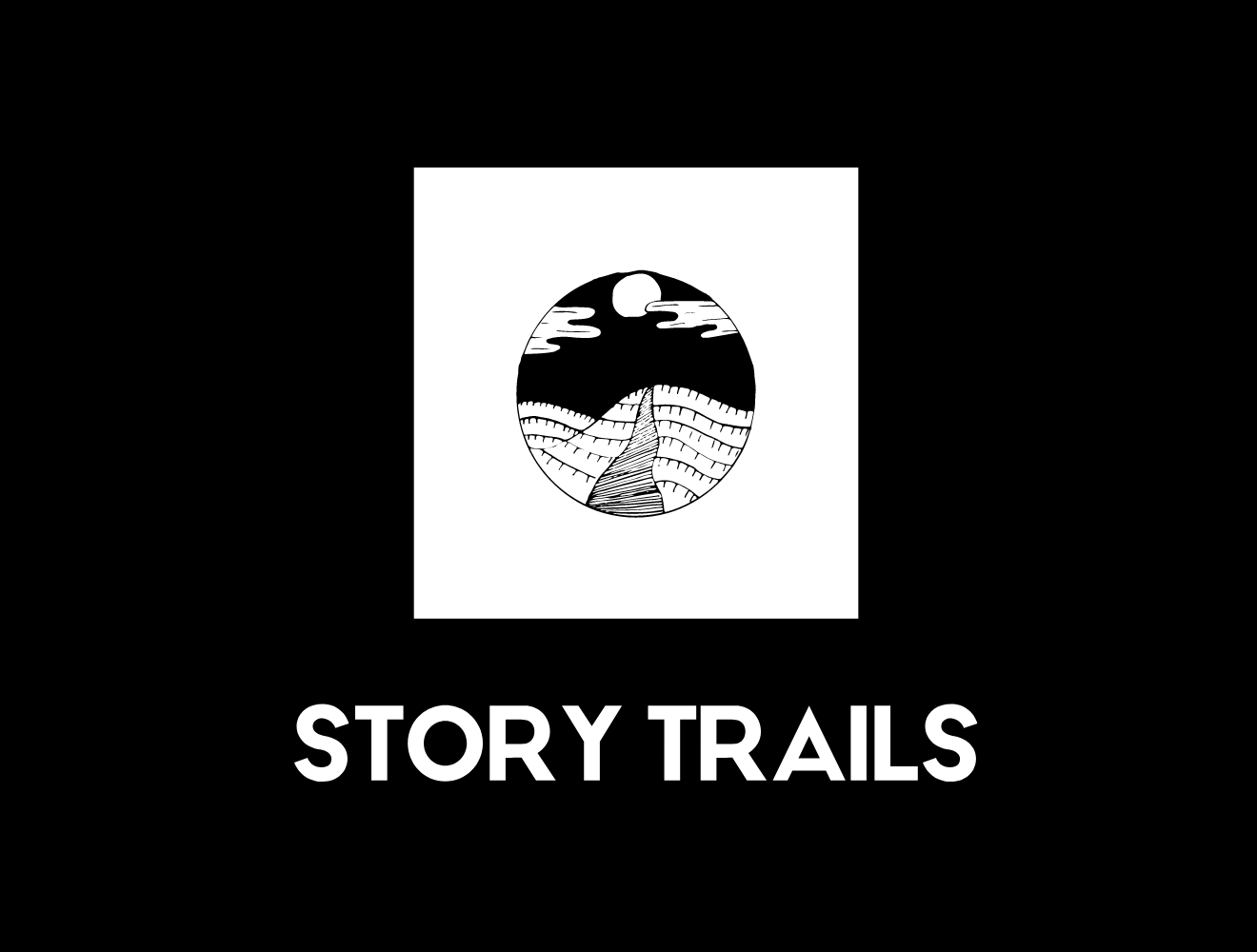 The Story Trails logo