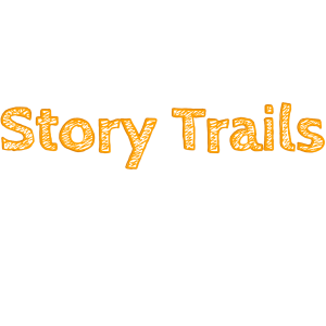The words 'Story Trails'